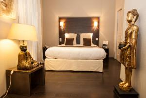 Paris Rome, Hotely  Menton - big - 19