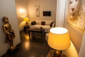 Paris Rome, Hotely  Menton - big - 14