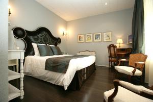 Paris Rome, Hotely  Menton - big - 20