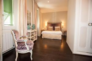 Paris Rome, Hotely  Menton - big - 5