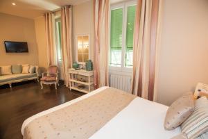 Paris Rome, Hotely  Menton - big - 15