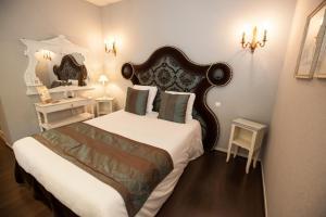 Paris Rome, Hotely  Menton - big - 6