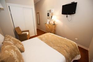 Paris Rome, Hotely  Menton - big - 8