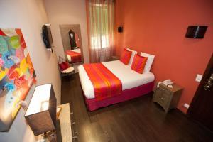 Paris Rome, Hotely  Menton - big - 23