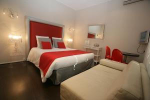 Paris Rome, Hotely  Menton - big - 4