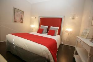 Paris Rome, Hotely  Menton - big - 3
