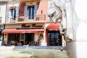 Paris Rome, Hotely  Menton - big - 38