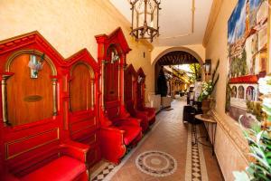 Paris Rome, Hotely  Menton - big - 39