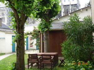 La Bohème, Apartmány  Nantes - big - 28