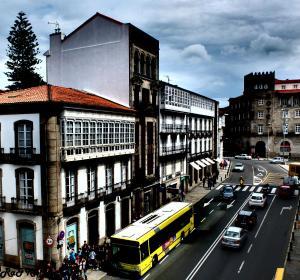 Hostel Santiago, Хостелы  Сантьяго-де-Компостела - big - 30