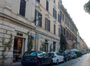 Casa in Trastevere