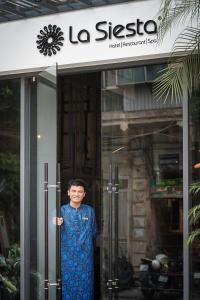 Hanoi La Siesta Hotel Trendy, Hotely  Hanoj - big - 59