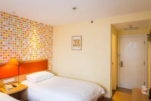 Home Inn Shijiazhuang Xinbai Plaza, Hotely  Shijiazhuang - big - 4