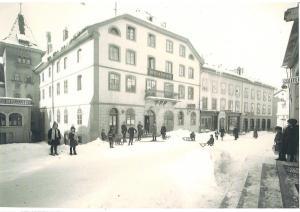 Hôtel d'Espagne, Апартаменты  Сент-Круа - big - 18