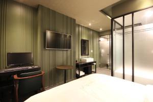Jinhae Pasta Hotel, Motels  Changwon - big - 1