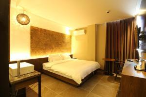 Jinhae Pasta Hotel, Motels  Changwon - big - 23