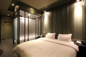 Jinhae Pasta Hotel, Motels  Changwon - big - 14