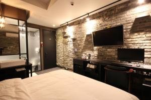 Jinhae Pasta Hotel, Motels  Changwon - big - 12