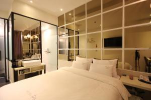 Jinhae Pasta Hotel, Motels  Changwon - big - 2