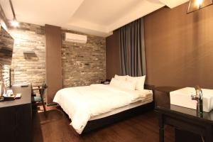 Jinhae Pasta Hotel, Motels  Changwon - big - 20