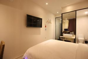 Jinhae Pasta Hotel, Motels  Changwon - big - 8