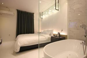 Jinhae Pasta Hotel, Motels  Changwon - big - 6