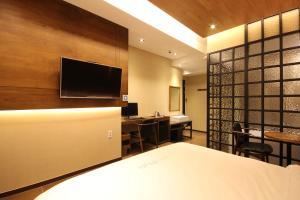 Jinhae Pasta Hotel, Motels  Changwon - big - 4