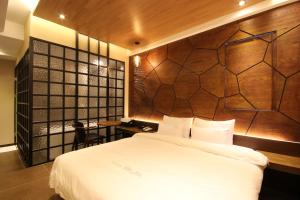 Jinhae Pasta Hotel, Motels  Changwon - big - 11