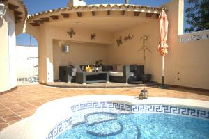 Alteana San Roque, Villas  Altea - big - 2