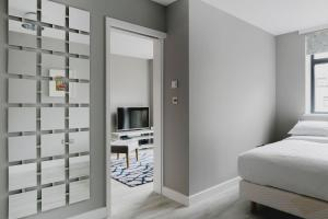 onefinestay - Marylebone private homes II, Апартаменты  Лондон - big - 84