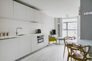 onefinestay - Marylebone private homes II, Апартаменты  Лондон - big - 88