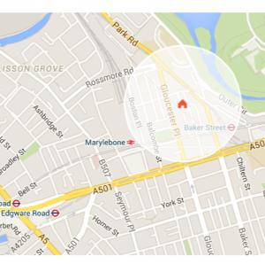 onefinestay - Marylebone private homes II, Апартаменты  Лондон - big - 9