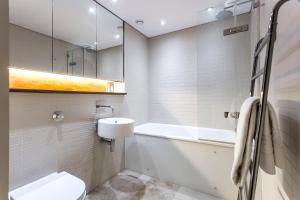 onefinestay - Marylebone private homes II, Апартаменты  Лондон - big - 93