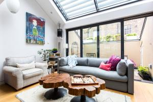 onefinestay - Marylebone private homes II, Апартаменты  Лондон - big - 41
