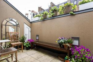 onefinestay - Marylebone private homes II, Апартаменты  Лондон - big - 98