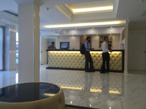 Ritzton Hotel, Hotels  Johor Bahru - big - 20