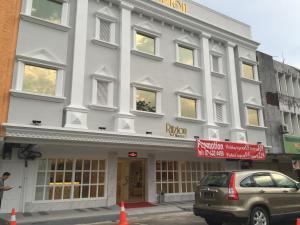 Ritzton Hotel, Hotely  Johor Bahru - big - 26