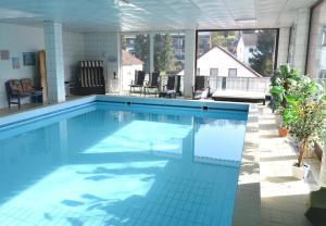 Hotel Pension Jägerstieg, Guest houses  Bad Grund - big - 40