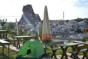 Kapadokya Karşı Bağ Camping