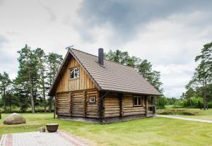Soosaare Holiday House, Prázdninové domy  Nasva - big - 8
