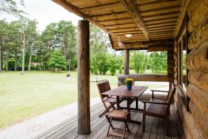 Soosaare Holiday House, Prázdninové domy  Nasva - big - 13