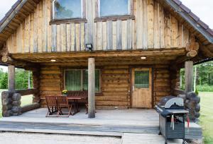 Soosaare Holiday House, Prázdninové domy  Nasva - big - 11