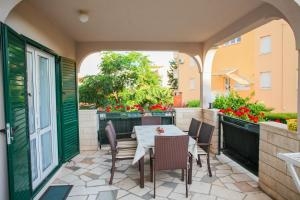 Apartments Anja, Apartmány  Vodice - big - 62