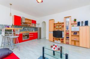 Spacious apartment in center of Split