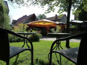 Landgasthof Steller, Hotely  Gilserberg - big - 7
