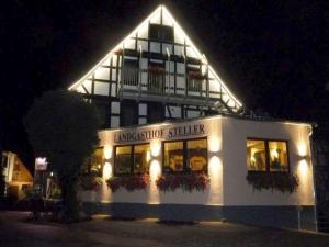 Landgasthof Steller, Hotely  Gilserberg - big - 5