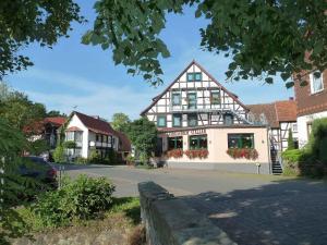 Landgasthof Steller, Hotely  Gilserberg - big - 3