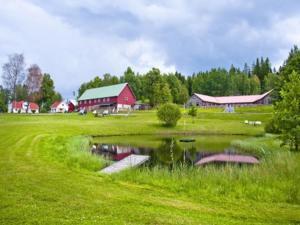 Gårdshotellet Påarps Gård, Отели  Håcksvik - big - 9