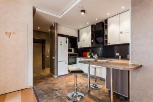 RentalSPb Hi-tech apartment