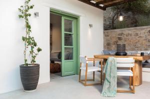 Mykonos Panormos Villas & Suites, Ville  Panormos Mykonos - big - 90